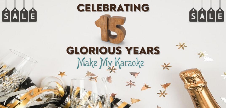 MMK 15 Years