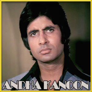 Meri Behna Diwani Hai - Andha Kanoon (MP3 and Video-Karaoke  Format)
