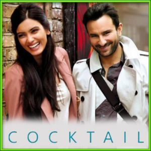 Tera Naam Japdi Phiran - Cocktail (MP3 and Video-Karaoke Format)