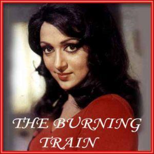 Pal Do Pal Ka Saath Humara - The Burning Train (MP3 and Video Karaoke Format)