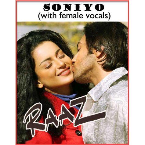 Soniyo(with female vocals)  -  Raaz 2