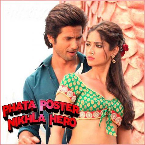 Tu Mere Agal Bagal - Phata Poster Nikla Hero (MP3 Format)