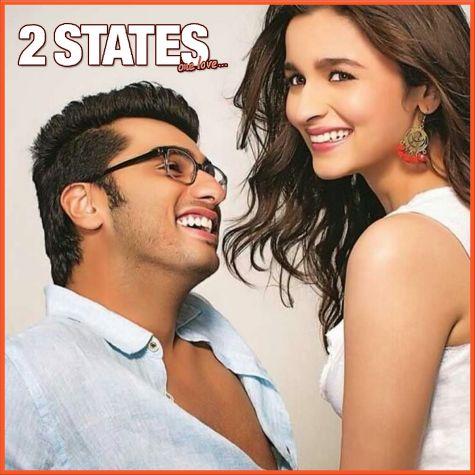 Mast Magan - 2 States (MP3 And Video Karaoke Format)