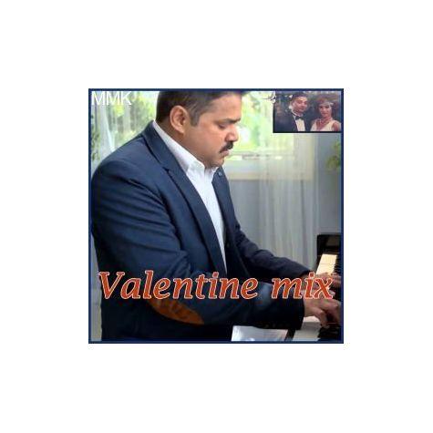 Jab Koi Baat Bigad Jaaye (Remix) - Valentine Mix (MP3 Format)
