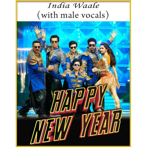 India Waale (With Male Vocals)