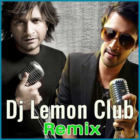 Tujhe Sochta Hoon - DJ Lemon - Dj Lemon Club Remix