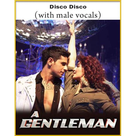 Disco Disco (With Male Vocals) - Gentleman