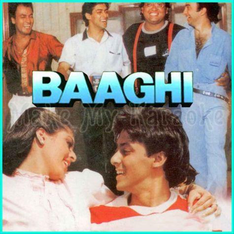 Ek Chanchal Shokh Haseena - Baaghi