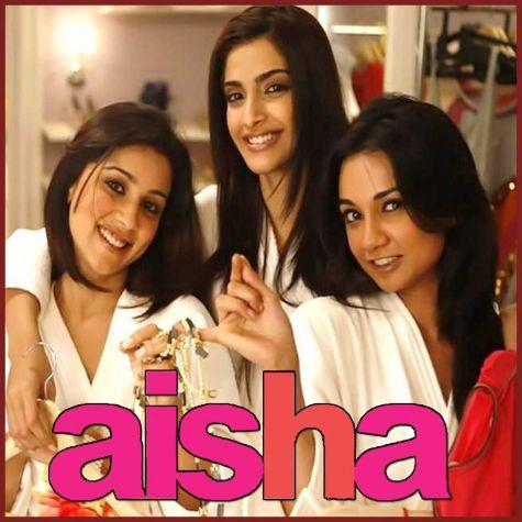Suno Aisha - Aisha (MP3 and Video Karaoke Format)