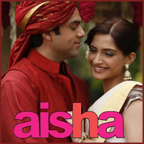 Gal Mitthi Mitthi-The Bombay Bounce Dhol Mix - Aisha (MP3 and Video Karaoke Format)